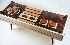 nes coffee table the nes controller