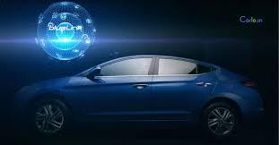 New Hyundai Elantra Blue Link Connectivity Features Details