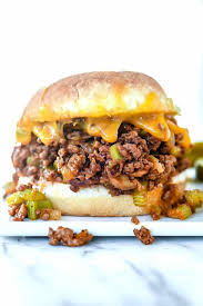 one pot homemade sloppy joes recipe
