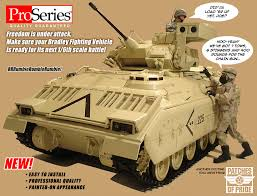 Patches Of Pride 1 6th Scale M3 Bradley Fighting Vehicle Decals