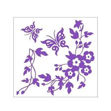 Butterfly Flower Vine Bathroom Wall Stickers Home Decoration Wallpaper Wall Decals For Toilet Decorative Sticker Home Decor Wall Decals Decor Wallpaperstickers Home Decor Aliexpress