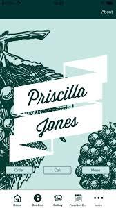 Priscilla Jones Cafe App for Android - APK Download