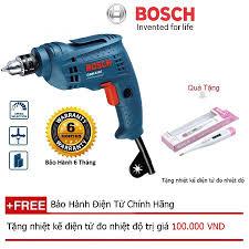 Mua Máy khoan xoay Bosch GBM 6 RE Professional + Quà tặng nhiệt kế điện tử giá  rẻ 1.069.000₫