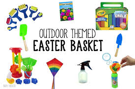 15 easter basket ideas for toddlers