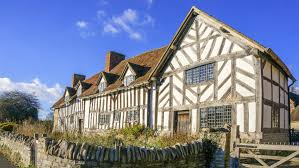 maintain and repair an old timber frame