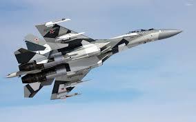 sukhoi su 35 wallpaper aircraft