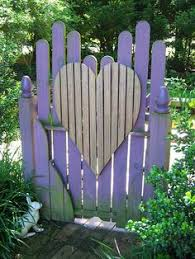 200 Fence Art Ideas Fence Art Fence Garden Art