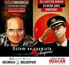 Özacar Uğur Mumcu ve Ali Gaffar Okkan'ı Andı – Büyük Zafer Gazetesi