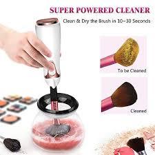 bmk makeup brush cleaner and dryer