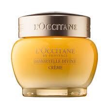 immortelle divine cream l occitane
