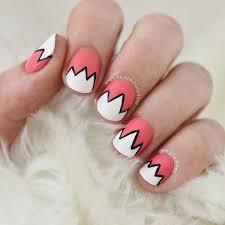 short nails nail art ideas 2018