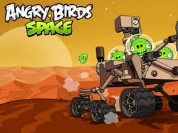 Angry Birds Space Updated With Curiosity Mars Rover Content ...