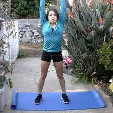 women s beginning dumbbell workout