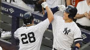 Austin Romine HR lifts New York Yankees over Arizona Diamondbacks ...