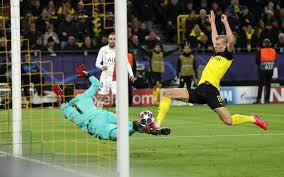 Borussia Dortmund vs PSG, Champions League, Round of 16 first leg ...