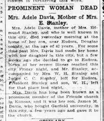 Adele Davis OBIT - Newspapers.com