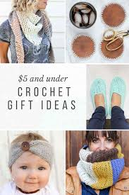 10 crochet gift ideas to make for 5