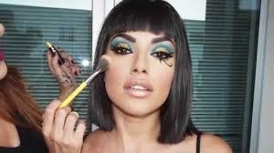 best cleopatra makeup tutorial for