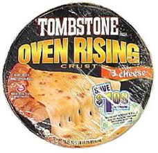 tombstone pizza oven rising crust