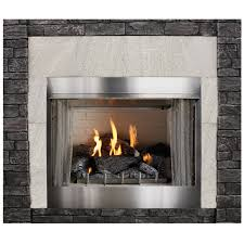 vent free outdoor gas firebox