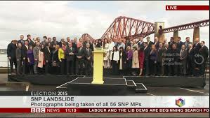 A Picture of Scotland's 56 SNP MPs : Scotland