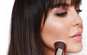 how to contour a round face simply sona