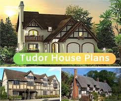 tudor style home for storybook appeal