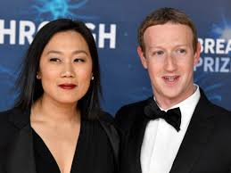 Zuckerberg 'grappling' with challenges at Facebook, says Priscilla Chan -  Business Insider