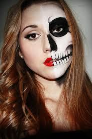 simple zombie makeup makeup