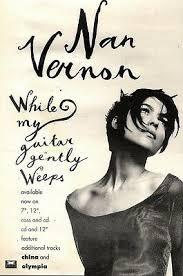 PROMO CD SINGLE - Nan Vernon - While My Guitar Gently Weeps ...