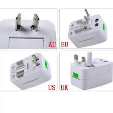 Ổ cắm điện du lịch đa năng ADAPTER INTERNATIONAL, giá tốt nhất 69,000đ! Mua  nhanh tay!