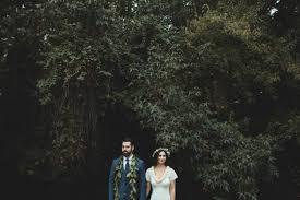 beautiful backyard wedding in richmond