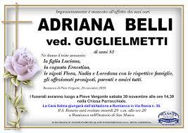 Annunci 24 - Gli annunci economici della provincia del Verbano Cusio Ossola  e Novara - Adriana Belli ved. Guglielmetti