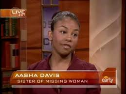 Actress' Sister Gone Missing - YouTube