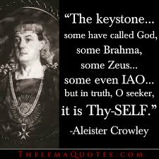 thelema quotes the keystone some have called god facebook