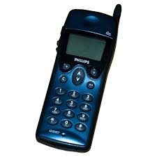 Prop Hire - Philips Fizz Mobile Phone