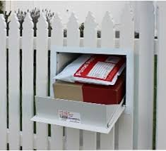 Fence Letterbox