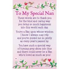 nan poems