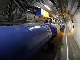 Un análisis del Colisionador de Hadrones confirma que algo raro está pasando