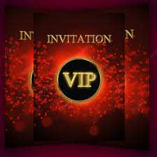 Invitacion Vip Party Flyer Template Anuncio Antecedentes Png Y