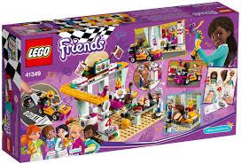 Mua LEGO Friends 41349 - Đội Đua Ăn Mừng Chiến Thắng giá rẻ ở Việt Nam