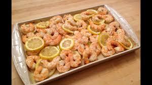 Roasted Shrimp with Lemon & Garlic ...