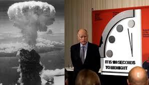 Amenaza nuclear: Cuando el Reloj del Apocalipsis marque la medianoche | AL  DÍA News