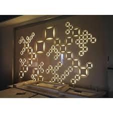 pu 3d wall art packaging type roll