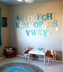 25 Cute Diy Wall Art Ideas For Kids Room Kid Room Decor Playroom Wall Kids Wall Decor
