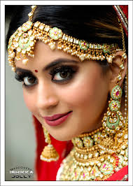 bridal makeup artist in delhi book