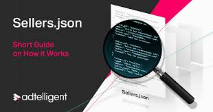 sellers json short guide on how it