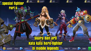 voice quotes new hero wanwan terjemahan mobile legends by