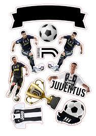 Topo De Bolo Cristiano Ronaldo Cumpleanos Tematico De Futbol