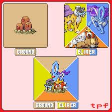 My Dugtrio/Legendary Dogs fusion : pokemon